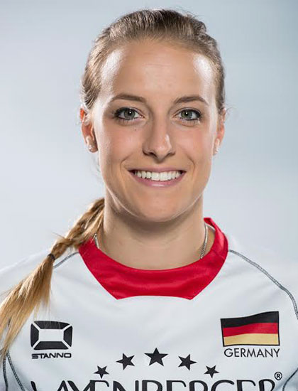 Lenka Dürr, Volleyball-Nationalspielerin (Foto)
